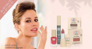 20 lots de produits de maquillage So'Bio à gagner