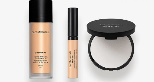 10 routines maquillage & teint Bare Minerals à gagner