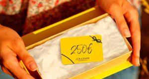 L'Occitane Jeu de Pâques : une carte cadeau de 250€ et des coffrets offerts