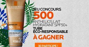 La Roche-Posay : 500 crèmes Solaires Anthelios SPF50+ à tester