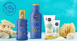 Nivea Solaires : 400 soins Nivea Sun à tester