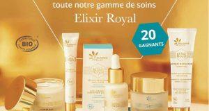 Fleurance Nature : 20 gammes de soins Elixir Royal à gagner
