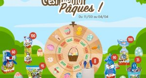 Club Kinder : peluches et chocolats Kinder de Pâques à gagner
