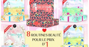 Biotyfull Box : 8 box beauté au prix d'1