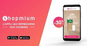 Shopmium : l'appli mobile pour avoir des produits remboursés et des tas de bons plans