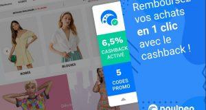 Poulpeo : recevez du Cashback pour vos achats