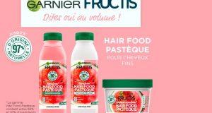 Routines Fructis Hair Food de Garnier à tester