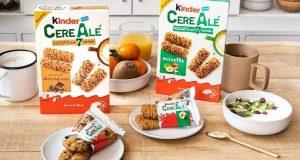 Kinder CereAlé : 280 lots parmi goûters et cadeaux à remporter