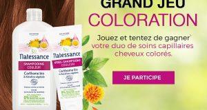 Natessance : 50 duos Coloration cheveux mis en jeu
