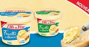 Elle & Vire : testez gratuitement les Fouettés de Beurre