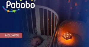 Pabobo : projecteur d'étoiles musical à tester