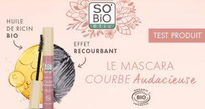 So'Bio : 100 mascaras Courbe Audacieuse à tester