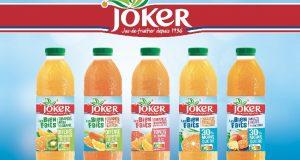Jus de fruits Joker les Bien Faits à tester gratuitement
