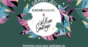 Grand jeu Cache Cache : jusqu'à 2.500€ de shopping à gagner