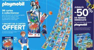 Carrefour : cartes Playmobil à collectionner et jouets à petit prix
