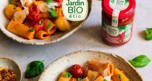 Jardin Bio : testez la sauce tomate au piment d'Espelette