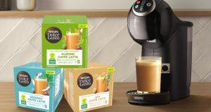 Nescafé Dolce Gusto : testez les nouvelles boissons végétales Caffè Latte