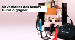 Sephora : 50 coffrets des Beauty Gurus à gagner