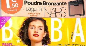Biba : une poudre bronzante NARS pour 1,50€ en plus du magazine
