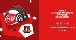 Coca-Cola : des cadeaux Foot et Coca-Cola à remporter