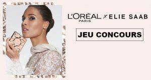 Jeu L'Oréal : tentez de remporter la collection  ELIE SAAB