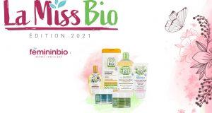 La Miss Bio 2021 : 150 lots beauté So'Bio étic à gagner
