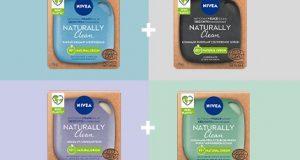 Testez les routines NIVEA Naturally Clean