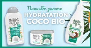 Le Petit Marseillais : testez la gamme Hydratation Coco Bio gratutement