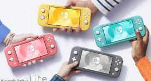 Nintendo Switch Lite + Animal Crossing à 180€