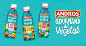 Testez les boissons aux fruits Andros Gourmand & Végétal