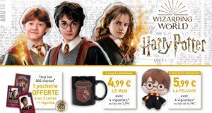 Grande Opé collector Harry Potter chez Auchan