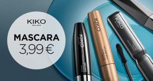 Bon plan KIKO : mascaras à 3,99€