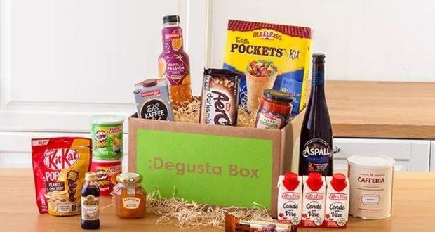 Dégustabox : la première box à 7,99€