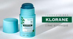 Klorane : testez le masque en stick Purifiant à la menthe Bio