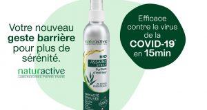 750 spray Assainissants Naturactive à tester