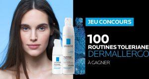 La Roche-Posay : 100 routines Toleriane à gagner