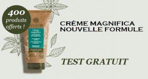 Testez gratuitement la Crème Magnifica de Sanoflore